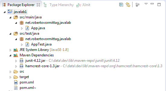 jUnit update
