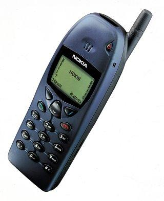 1996 Nokia Mobile Phone