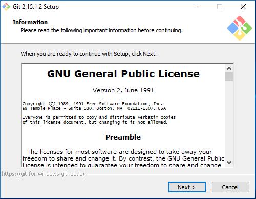 Git For Windows Installation Screenshots   A Matter of Software