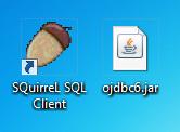 JDBC driver file